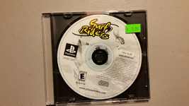 Surf Riders (Sony PlayStation 1, PS1 2000) No Manual or art - $5.45