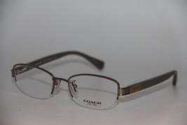New Coach Hc 5059 Kacey 9198 Sand Eyeglasses Authentic Frame Rx HC5059 52-18 - $90.25