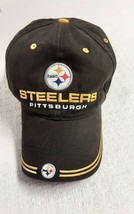 NFL Pittsburgh Steelers baseball cap adjustable 100% cotton - $14.01