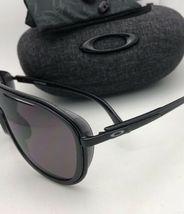 New OAKLEY Sunglasses OUTPACE OO4133-01 Black Ink-Black Frame w/ Warm Grey Lens image 7