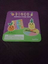 Toysmith  Magnetic Bingo Travel Game Car Games for 2 New! - $5.00