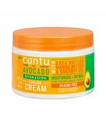 Cantu Avocado Hydrating Curling Cream with Shea Mango Coconut Define Cur... - $12.82