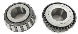 LOT OF 2 NEW TIMKEN 02473 BEARING CONE 1INCH BORE 7/8INCH WIDTH