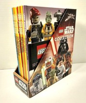 LEGO Star Wars Book Box Set Collection Hard Cover - $21.99