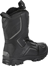 New Mens FLY Racing Marker Boa Black Size 7 Snowmobile Winter Snow Boots -40 F image 2