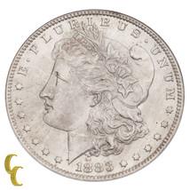1883-O Morgan Silver Dollar $1 Graded by NGC MS64 - $123.74