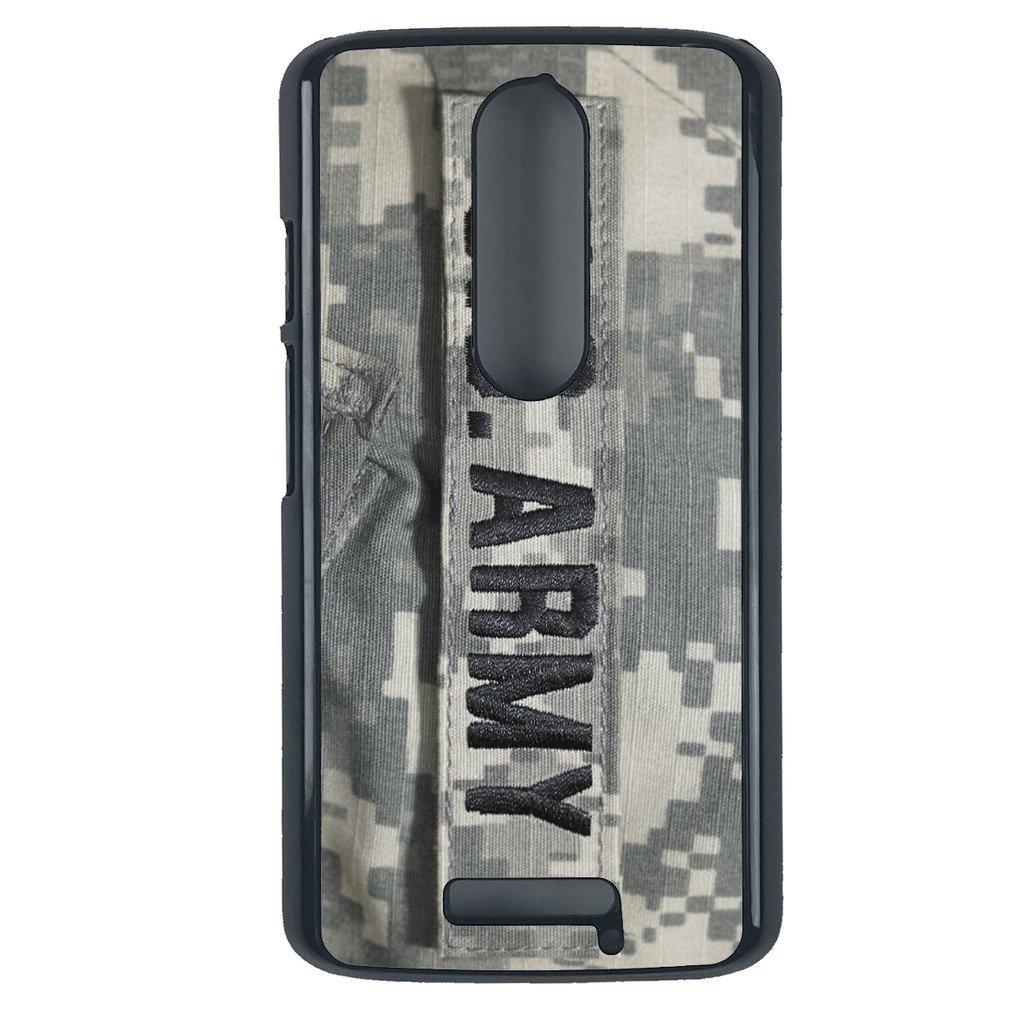 U.S. Army Motorola Moto X3 case Customized premium plastic phone case, design #7 - $12.86