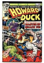 HOWARD THE DUCK #3 1976-MARVEL-FRANK BRUNNER-comic book - $24.83