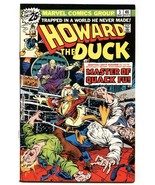 HOWARD THE DUCK #3 1976-MARVEL-FRANK BRUNNER-comic book - $24.83