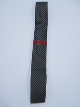Alfani Red Gingham SQ Bot Necktie, Charcoal/Black, One Size - $24.50
