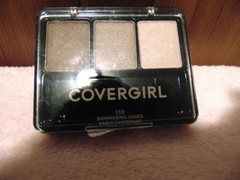 COVERGIRL Eye Enhancers 3-Kit Shadows - Shimmering Sands 110 - $8.91