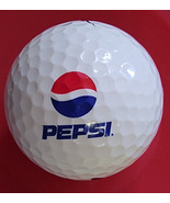 Pepsi Logo Golf Ball Nike PD Long Vintage Advertising Premium Preowned - €13,57 EUR