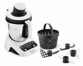 Moulinex Volupta HF404113 Robot Of Kitchen Multifunction 1000W 5 Shows A... - $655.76