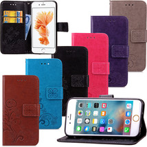 Luxury Wallet Case for Apple iPhone 6S 6 Plus High Quality PU Leather Flip Cover