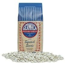 Germack Roasted, Salted Squash Seeds - 2.5 lb. Bag - 2 Pack - $25.04