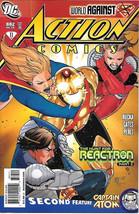 Action Comics Comic Book #882 Superman Dc Comics 2009 Near Mint New Unread - $4.99