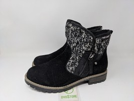 MUK LUKS women's Gerri Boot black size 9 - $62.00