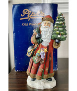 "1995 Pipka Old World Santas Starcoat Santa 10""  Limited Edition 1881/360... - $140.25"