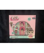 New L.O.L. Surprise - Dress Up Dolls With Surprise Stickers LOL - $17.99