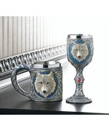 TIMBER WOLF GOBLET - $21.00