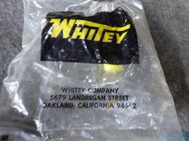 Whitey 16dkm4-f4 Needle Ball Valve 316 image 4