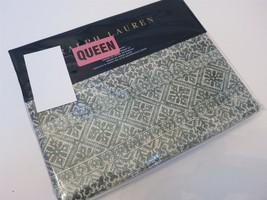 Ralph Lauren Notting Hill Eaton Queen Flat Sheet NEW - $70.76
