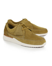 Clarks Originals Tor Track Men's Oak Suede Casual Sneakers 26131249 - $150.00