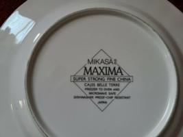 "Mikasa Belle Terre  set of 4 bread plates 6 5/8"" - $22.72"