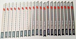 "Skil 94310 Jig Saw Blade 3-1/2"" 10 TPI U-Shank (UE101B) 2608663652 20 Bl... - $5.45"