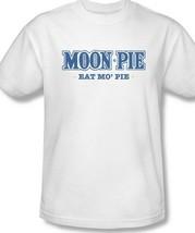 "Moon Pie 5 ""Eat Mo' Pie""  T shirt 70's 80's retro vintage graphic T-shirt MPI103 image 2"