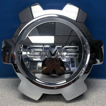 """ONE 2014-2016 GMC Sierra 1500 # 5648 Chrome Center Cap for 18"""" 6 Spoke Wheel - $32.00"""
