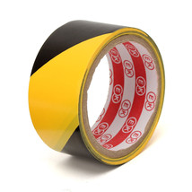 45mm Black and Yellow Self Adhesive Hazard Warning Safety Tape Marking S... - $10.10
