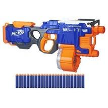 Nerf N-Strike Elite HyperFire Blaster 25-Dart Drum Kids Gun Toys Gift NEW - $100.95