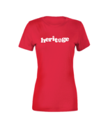 Heritage Signature - Ladies Tee T Shirt - $22.99+