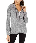 Ideology Women's Space-Dyed Zip Hoodies - $29.88+