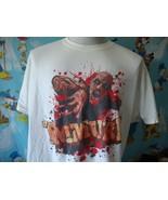 Vintage Emmure Zombie Heavy Metal Hardcore Band tour T Shirt 2XL  - $34.64