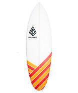 "Paragon Hobgoblin 5'10"" Red-Orange Surfboard - $360.00"