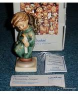 """Heavenly Angel"" Goebel Hummel Figurine #21/0 TMK6 With Original Box - G... - $130.94"