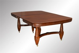 16940 *REDUCED PRICE *Antique Victorian Mahogany Dining Room Kitchen Table - $885.00