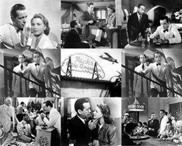 Humphrey Bogart And Ingrid Bergman And Sydney Greenstreet And Dooley Wilson I - $69.99