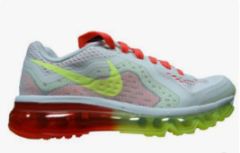 NEW NIKE AIR MAX 2014 (GS) RUNNING SHOES ANTHRCT/RFLCT  MEN 5.5Y  WM 7 US - $69.99