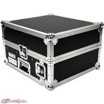 DeeJay LED Fly Drive Amplifier Rack Flight Case (10 RU Slant, 2 RU Verti... - $299.00