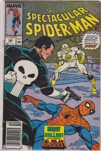Spectacular Spiderman #143 [Comic] [Jun 01, 2000] Gerry Conway & Sal Buscema Wit