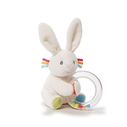 Primary image for GUND Baby Flora The Bunny Plush Rattle 8.5""
