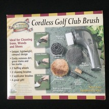 Clubhouse Collection Cordless Golf Club Brush - $657,96 MXN