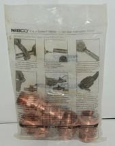 Nibco 9031550PC PC604 Wrot Copper Male Adapter 1 Inch by 3/4 Inches Pack of 5 image 2