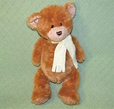 """Ty Classic Chaucer Teddy Bear 2008 Borders Exclusive 15"""" Plush Stuffed T... - $14.03"""