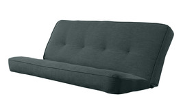 Linen Aqua Sara Full Futon Mattress - $227.00