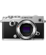 Olympus PEN-F Mirrorless Micro Four Thirds Digital Camera (Body Only, Silver) - $739.00