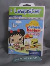 LeapFrog Leapster Ni hao Kai-Lan Beach Day Video Game Cartridge 31001 - $7.91